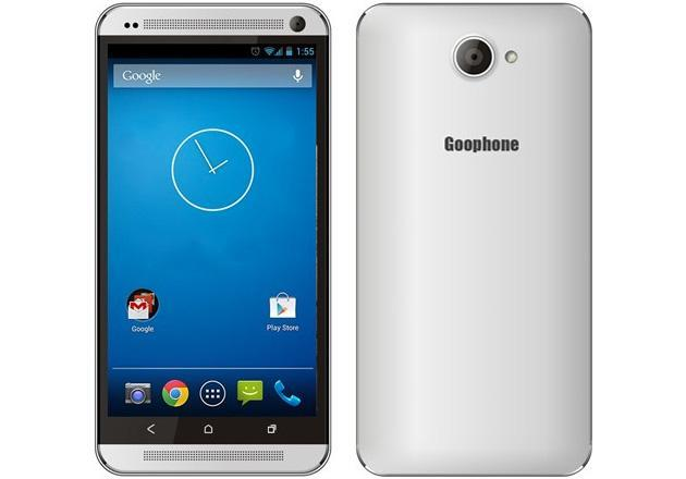 Goophone copies the all new (still-unannounced) HTC One