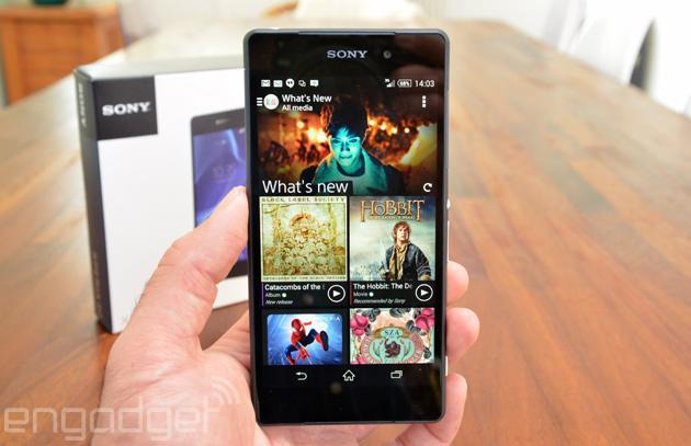 Sony Xperia Z2 review: a big, powerful slab of a phone