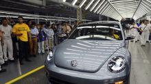 VW reemplaza a escarabajo con todoterreno en México (Corrección)