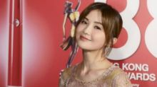 Charlene Choi not disappointed by Best Actress loss