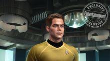 'Star Trek Beyond' crew assemble in Fleet Command game footage