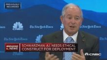 'Information is power': Blackstone gets better as its business gets bigger, CEO says