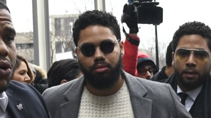 Smollett pleads not guilty to restored charges