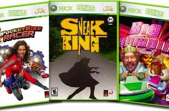The King is in your Xbox 360