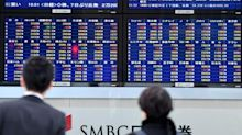 Asian equities close mixed after US stocks rally; Korean tech shines