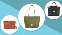10 on-sale Dooney & Bourke handbags that will get you excited for spring