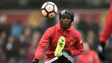 Manchester United's Bailly banned for Super Cup against Real