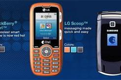 Alltel announces LG Scoop, Samsung Muse, and red BlackBerry Pearl 8130