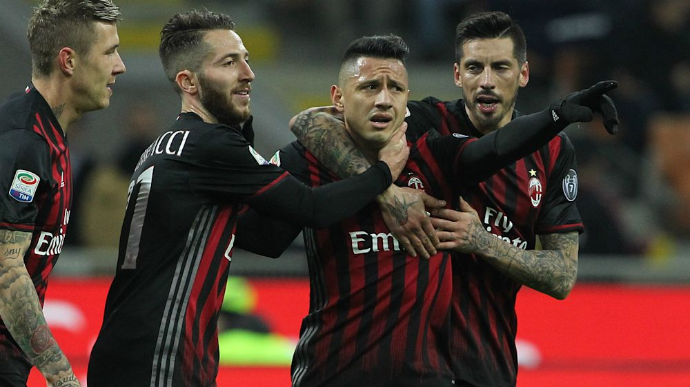Montella thinks 70 points could be magic number for AC Milan