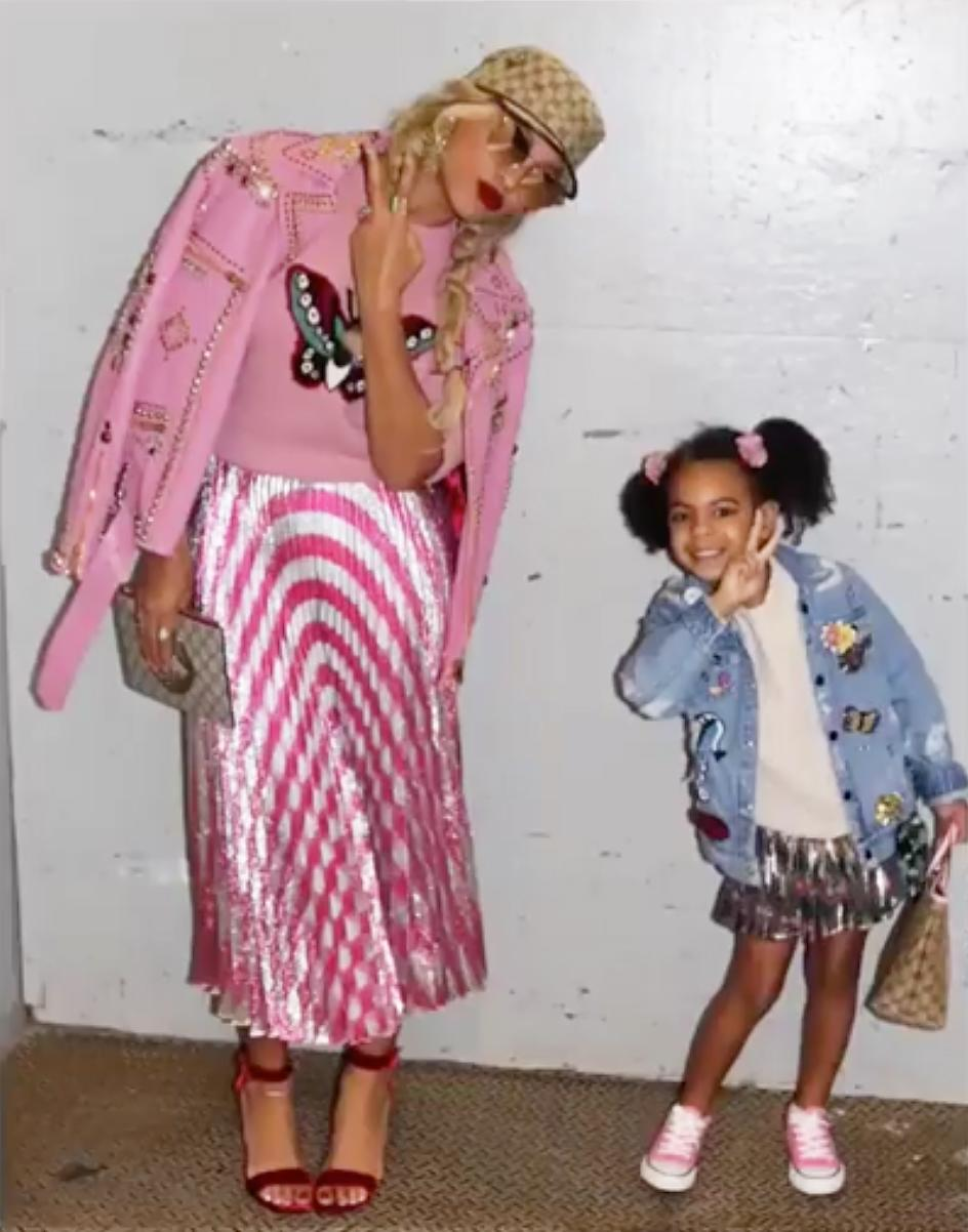 14e2bdf02 Blue Ivy Carter's Most Spectacularly Expensive Outfits to Date
