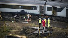 Train reached 73mph before fatal crash in Aberdeenshire