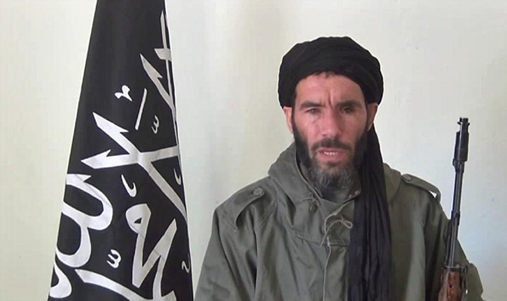 A undated video grab reportedly shows Algerian militant Mokhtar Belmokhtar (AFP Photo/)