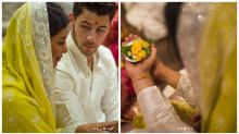 All the pics you need to see from Priyanka & Nick's engagement celebrations