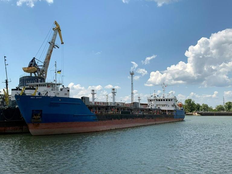 Although Ukraine has seized the tanker, its crew were allowed to return to Russia
