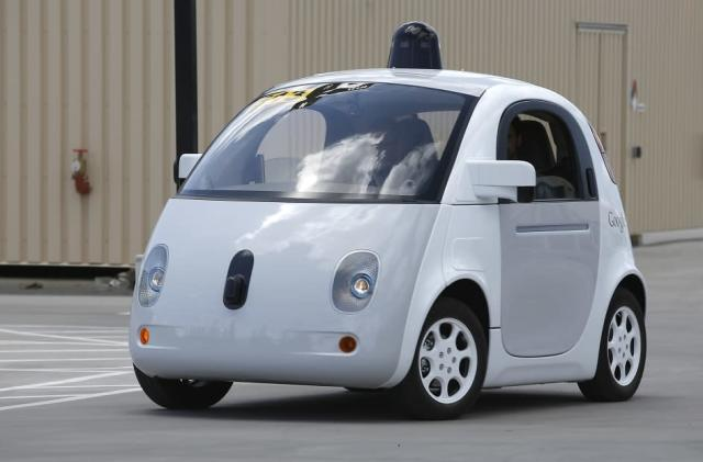 Self-driving taxis may be the key to cutting greenhouse gases