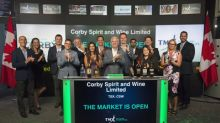 Corby Spirit and Wine Limited Opens the Market