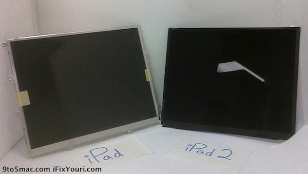 Apple creating touch panel shortages for tablet competition?