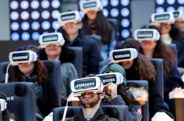 Next up in your News Feed: Gear VR livestreams