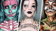 24 Instagram Make-Up Artists Halloween Fans Need To Follow