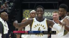 Victor Oladipo saved the Pacers, then punished himself with 10 pushups