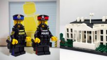 Lego Pulls Digital Advertising of Police and White House-Related Toys