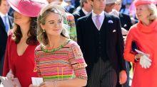Cressida Bonas on tricky royal wedding dress code