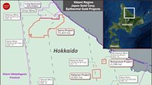 Japan Gold Exploration Update on Barrick Alliance Gold Projects in Hokkaido