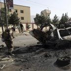 Afghan IS group claims sticky bomb attacks in western Kabul