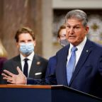 Senator Manchin throws support behind U.S. labor reform bill