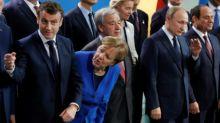 World powers agree new push for Libya peace