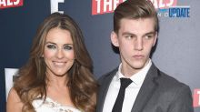 Elizabeth Hurley's Model Nephew Seen for First Time Since Brutal Stabbing
