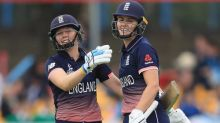 Women's World Cup: Nat Sciver and Heather Knight lead England romp