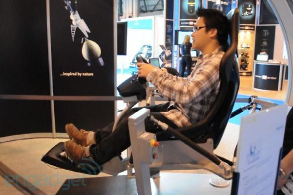 Engadget test-drives Festo AirMotion Ride, humiliates self (video)