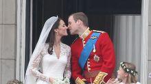 Happy Anniversary Duke and Duchess of Cambridge!