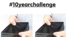 【扮工收風】老闆跟風玩10yearchallenge