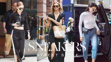 波鞋熱潮繼續大流行!來跟明星與 It Girls 學習這個夏天的搭配新法則!