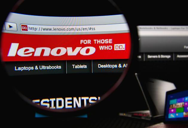 Lenovo's website hijacked, apparently by Lizard Squad (update)