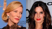 """El """"facial del pene"""", el tratamiento extremo que tiene a Sandra Bullock y Cate Blanchett obsesionadas"""