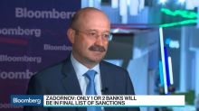 Bank Otkritie's Zadornov Believes Banks Can Survive More Sanctions