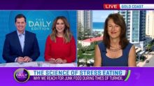 The science of 'stress eating' and how to combat it