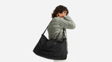 Everlane's new weekender bag answers all your carry-on prayers