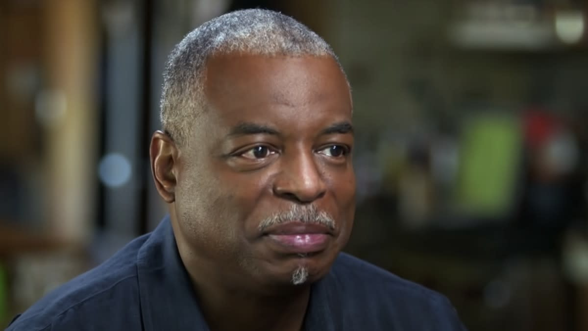LeVar Burton Is Ready to Tackle JEOPARDY as Its New Host