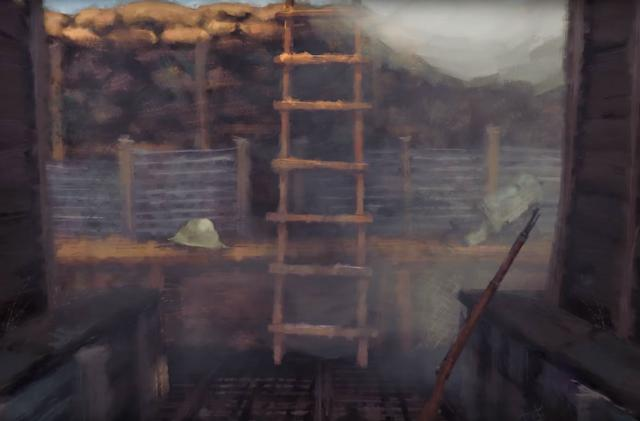 The 'Wallace and Gromit' studio is creating an emotional WWI game