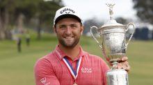 Jon Rahm toca el cielo del golf al conseguir el primer US Open de la historia para España
