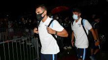 Lazio, la riscossa riparte da Auronzo: in attesa di un David Silva ecco Escalante. Il 'giallo' di Patric e Correa FOTO