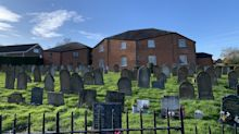 Spooky coffin-shaped chapel that backs onto a graveyard up for sale as a family home for £320k