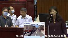台北市車格沒徵收還年賺2億 游淑慧轟柯文哲:跟土匪有什麼兩樣