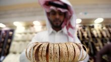 Gold prices were steady amid Gulf tensions, trade talk uncertainties