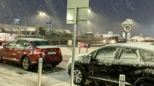Flights Diverted Amid 'Challenging' Snowy Conditions at County Mayo Airport