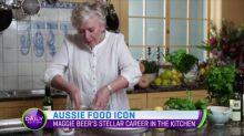 Aussie food icon Maggie Beer